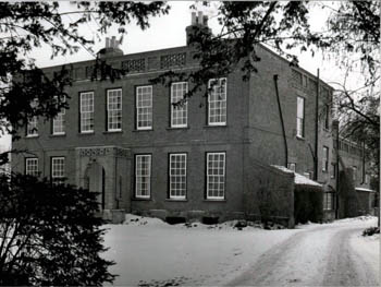 Wootton Vicarage in 1963 [Z53/136/1]